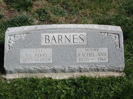 BARNES, RACHEL A. - El Paso County, Colorado | RACHEL A. BARNES - Colorado Gravestone Photos