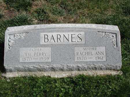 BARNES, WILLIAM P. - El Paso County, Colorado | WILLIAM P. BARNES - Colorado Gravestone Photos