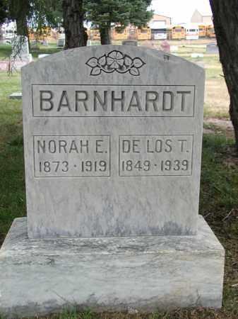 BARNHARDT, NORAH E. - El Paso County, Colorado | NORAH E. BARNHARDT - Colorado Gravestone Photos