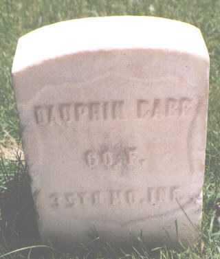 BARR, DAUPHIN - El Paso County, Colorado | DAUPHIN BARR - Colorado Gravestone Photos