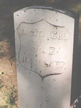 BELL, JAMES T. - El Paso County, Colorado   JAMES T. BELL - Colorado Gravestone Photos