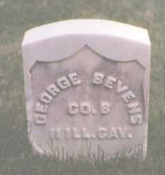 BEVENS, GEORGE - El Paso County, Colorado | GEORGE BEVENS - Colorado Gravestone Photos