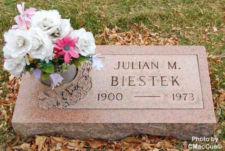 BIESTEK, JULIAN M. - El Paso County, Colorado   JULIAN M. BIESTEK - Colorado Gravestone Photos