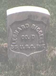 BIGGERS, LEONARD - El Paso County, Colorado | LEONARD BIGGERS - Colorado Gravestone Photos