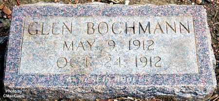BOCHMANN, GLEN - El Paso County, Colorado | GLEN BOCHMANN - Colorado Gravestone Photos