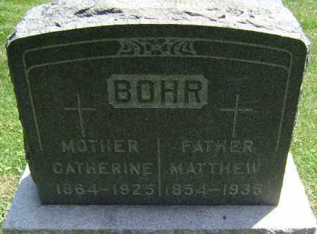 BOHR, CATHERINE - El Paso County, Colorado   CATHERINE BOHR - Colorado Gravestone Photos
