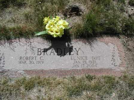 BRADLEY, EUNICE - El Paso County, Colorado | EUNICE BRADLEY - Colorado Gravestone Photos