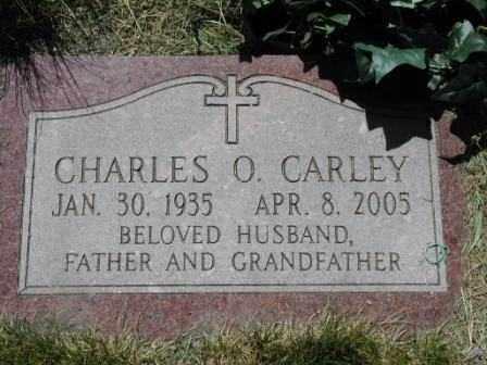 CARLEY, CHARLES - El Paso County, Colorado | CHARLES CARLEY - Colorado Gravestone Photos