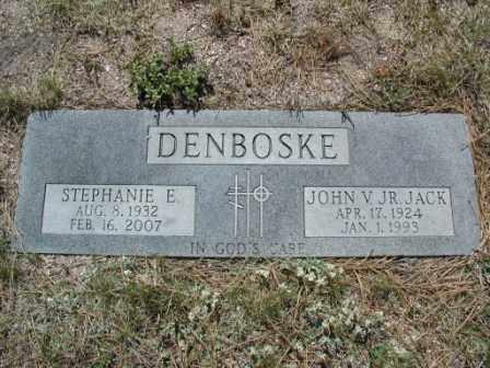 DENBOSKE, STEPHANIE - El Paso County, Colorado | STEPHANIE DENBOSKE - Colorado Gravestone Photos