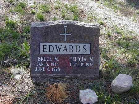 EDWARDS, FELICIA M. - El Paso County, Colorado | FELICIA M. EDWARDS - Colorado Gravestone Photos
