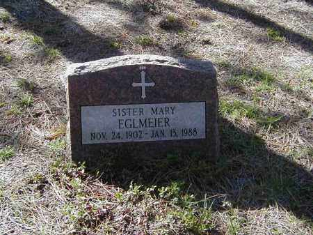 EGLMEIER, SR. MARY - El Paso County, Colorado | SR. MARY EGLMEIER - Colorado Gravestone Photos