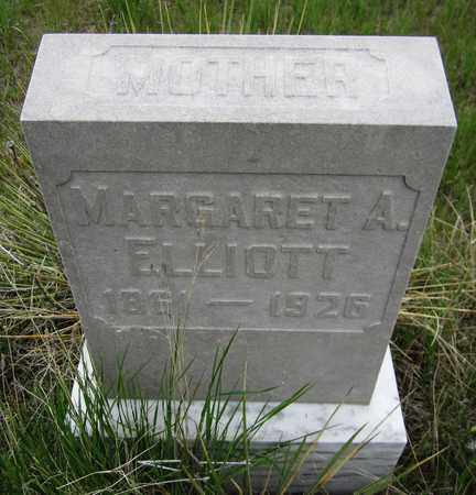 ELLIOTT, MARGARET A. - El Paso County, Colorado | MARGARET A. ELLIOTT - Colorado Gravestone Photos