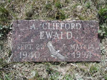 EWALD, CLIFFORD - El Paso County, Colorado | CLIFFORD EWALD - Colorado Gravestone Photos
