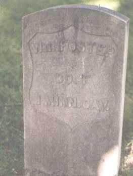 FOSTER, WILLIAM - El Paso County, Colorado   WILLIAM FOSTER - Colorado Gravestone Photos