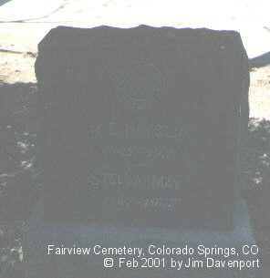 HAYSLIP, STELLA MAY - El Paso County, Colorado | STELLA MAY HAYSLIP - Colorado Gravestone Photos