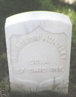 HUNTLEY, HARRISON - El Paso County, Colorado | HARRISON HUNTLEY - Colorado Gravestone Photos