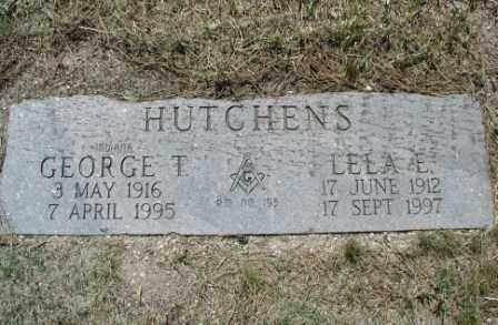 HUTCHENS, LELA - El Paso County, Colorado | LELA HUTCHENS - Colorado Gravestone Photos