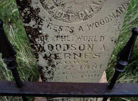 KERNES, WOODSON - El Paso County, Colorado | WOODSON KERNES - Colorado Gravestone Photos