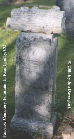 LOCK, WILLIAM C. - El Paso County, Colorado | WILLIAM C. LOCK - Colorado Gravestone Photos