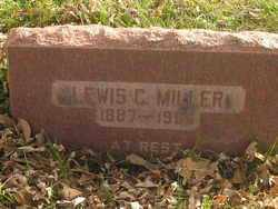 MILLER, LEWIS - El Paso County, Colorado | LEWIS MILLER - Colorado Gravestone Photos