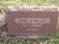 UNZICKER MILLER, SUSIE M. - El Paso County, Colorado | SUSIE M. UNZICKER MILLER - Colorado Gravestone Photos