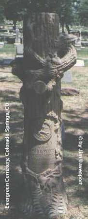 MOODY, HERMA A. - El Paso County, Colorado | HERMA A. MOODY - Colorado Gravestone Photos