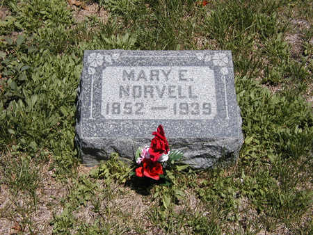 MULHERIN NORVELL, MARY - El Paso County, Colorado | MARY MULHERIN NORVELL - Colorado Gravestone Photos