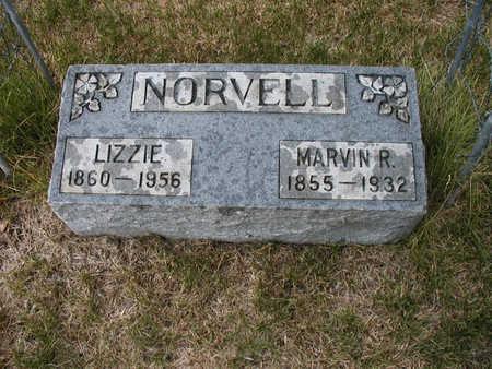NORVELL, ELIZABETH - El Paso County, Colorado | ELIZABETH NORVELL - Colorado Gravestone Photos