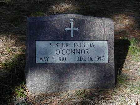 O'CONNER, SR. BRIGIDA - El Paso County, Colorado | SR. BRIGIDA O'CONNER - Colorado Gravestone Photos