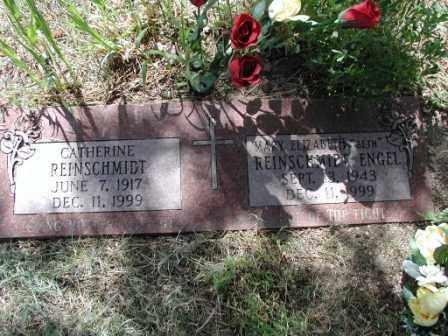 REINSCHMIDT, CATHERINE - El Paso County, Colorado | CATHERINE REINSCHMIDT - Colorado Gravestone Photos