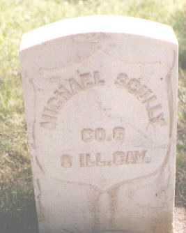 SCULLY, MICHAEL - El Paso County, Colorado | MICHAEL SCULLY - Colorado Gravestone Photos