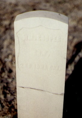 COOPER, WM. - Fremont County, Colorado | WM. COOPER - Colorado Gravestone Photos