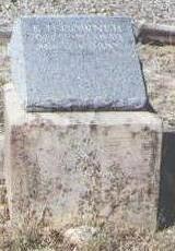 DOWNER, E. H. - Fremont County, Colorado   E. H. DOWNER - Colorado Gravestone Photos