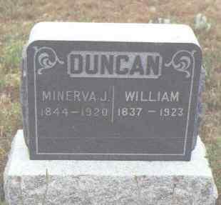 DUNCAN, WILLIAM - Fremont County, Colorado | WILLIAM DUNCAN - Colorado Gravestone Photos
