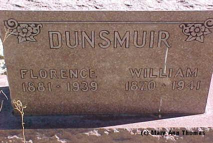 DUNSMUIR, FRANCIS M. - Fremont County, Colorado | FRANCIS M. DUNSMUIR - Colorado Gravestone Photos