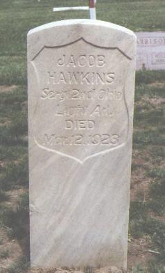 HAWKINS, JACOB - Fremont County, Colorado   JACOB HAWKINS - Colorado Gravestone Photos