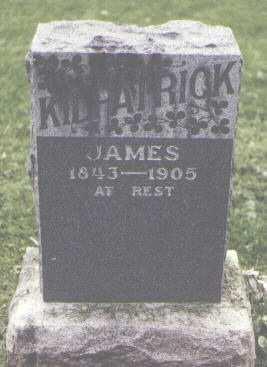 KILPATRICK, JAMES - Fremont County, Colorado | JAMES KILPATRICK - Colorado Gravestone Photos
