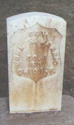 MORRIS, JOHN H. - Fremont County, Colorado | JOHN H. MORRIS - Colorado Gravestone Photos