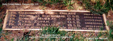 O'BRIEN, GREGORY - Fremont County, Colorado | GREGORY O'BRIEN - Colorado Gravestone Photos
