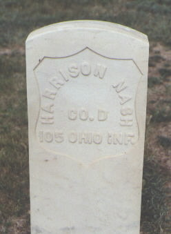 NASH, HARRISON - Fremont County, Colorado | HARRISON NASH - Colorado Gravestone Photos