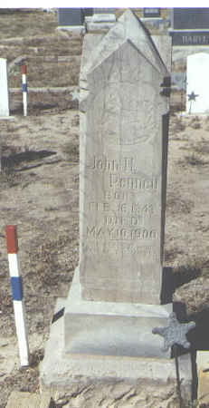 PENNEY, JOHN H. - Fremont County, Colorado | JOHN H. PENNEY - Colorado Gravestone Photos