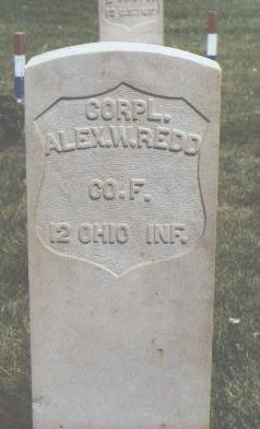 REDD, ALEX. W. - Fremont County, Colorado | ALEX. W. REDD - Colorado Gravestone Photos