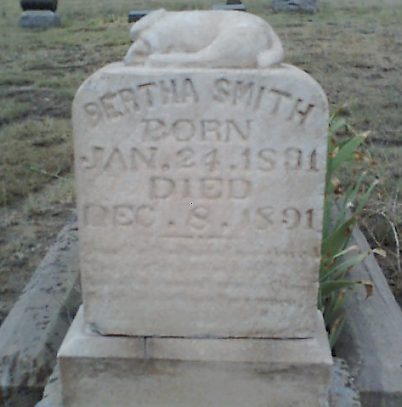 SMITH, BERTHA - Fremont County, Colorado | BERTHA SMITH - Colorado Gravestone Photos