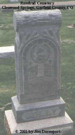 JOLLY, CATHERINE MARGARET - Garfield County, Colorado | CATHERINE MARGARET JOLLY - Colorado Gravestone Photos