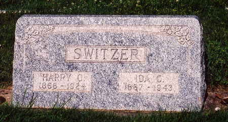 SWITZER, HARRY O. - Garfield County, Colorado | HARRY O. SWITZER - Colorado Gravestone Photos