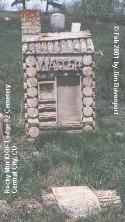 WALTER, WILLIAM R. - Gilpin County, Colorado | WILLIAM R. WALTER - Colorado Gravestone Photos