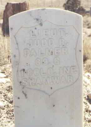 PALMER, JUDD R. - Grand County, Colorado | JUDD R. PALMER - Colorado Gravestone Photos