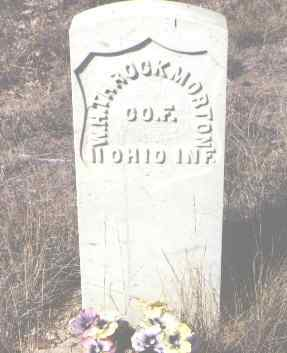 THROCKMORTON, W. H. - Grand County, Colorado | W. H. THROCKMORTON - Colorado Gravestone Photos