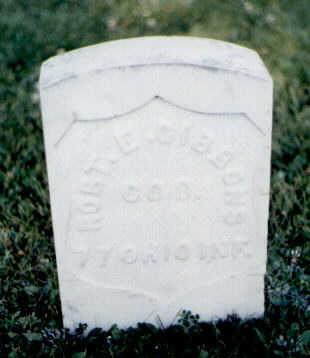 GIBBONS, ROB'T E. - Gunnison County, Colorado   ROB'T E. GIBBONS - Colorado Gravestone Photos
