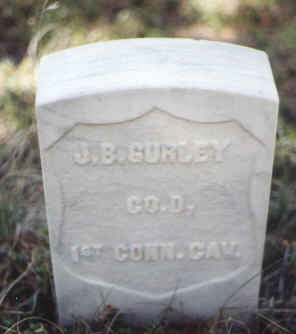 GURLEY, J. B. - Gunnison County, Colorado | J. B. GURLEY - Colorado Gravestone Photos